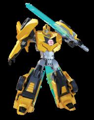 Deluxe_Bumblebee_robot_LR