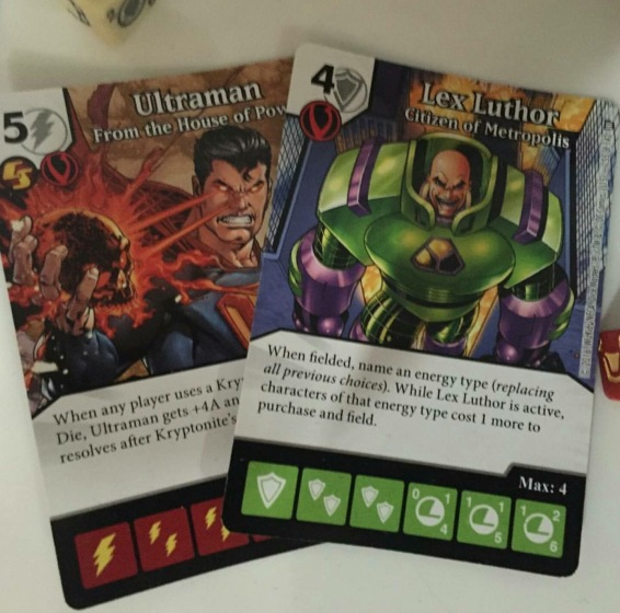 Dice Masters World's Finest 3