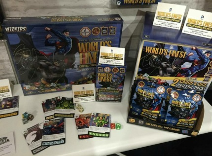 Dice Masters World's Finest 4