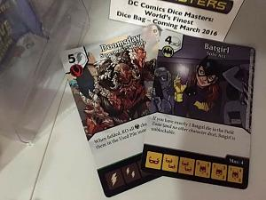 Dice Masters World's Finest 5