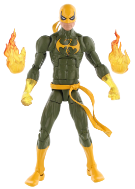 DS 6 Inch Iron-Fist