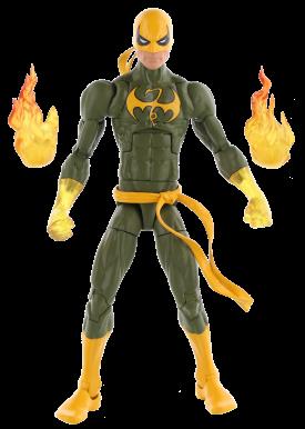 DS 6 Inch Iron-Fist