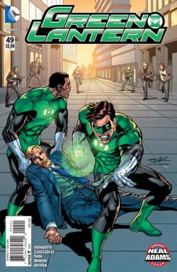 Neal Adams Green Lantern #49 Variant