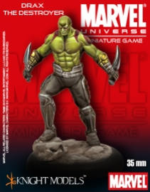 GUARDIAN OF THE GALAXY STARTER SET 4