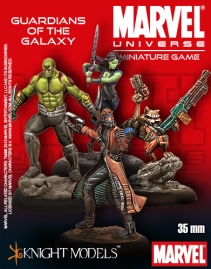 GUARDIAN OF THE GALAXY STARTER SET