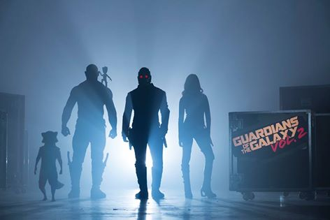Guardians fo the Galaxy Vol. 2