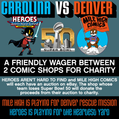Heroes Mile High Charity