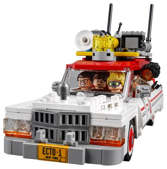 LEGO Ghostbusters 1&2 1