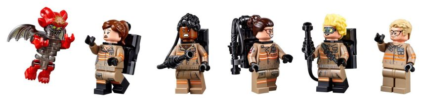 LEGO Ghostbusters 1&2 5