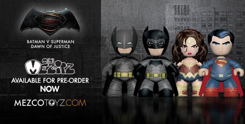 Mez-Itz Dawn of Justice Boxed Set