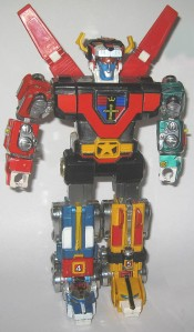 original voltron toy