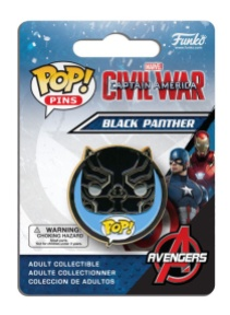 Pop! Pins Captain America - Civil War 2
