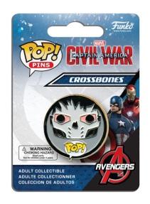 Pop! Pins Captain America - Civil War 4