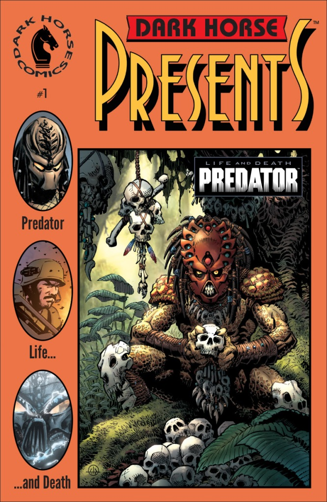 PREDATOR LIFE AND DEATH #1 3