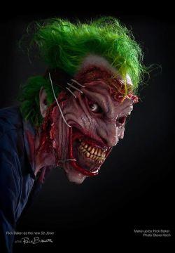 Rick BAker joker