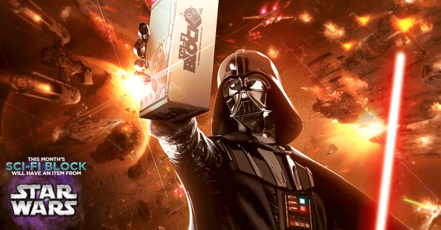 Sci Fi Block Star Wars
