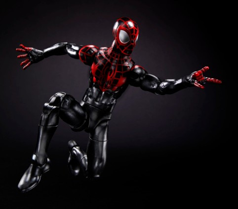 Spider-Man 6 inch - Ultimate Spider-Man Miles Morales