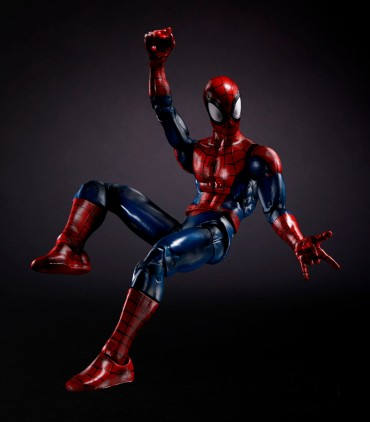 Spider-Man 6 inch - Ultimate Spider-Man Peter Parker