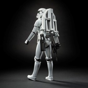Star Wars InteracTech Stormtrooper - Back