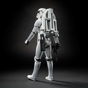 Star Wars InteracTech Stormtrooper - Back