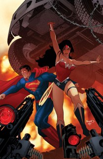 SUPERMAN-WONDER-WOMAN-#28-cover-by-Paul-Renaud