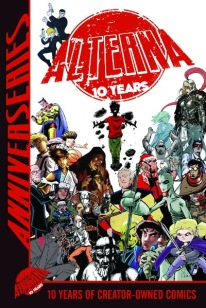 THE ALTERNA ANNIVERSERIES ANTHOLOGY