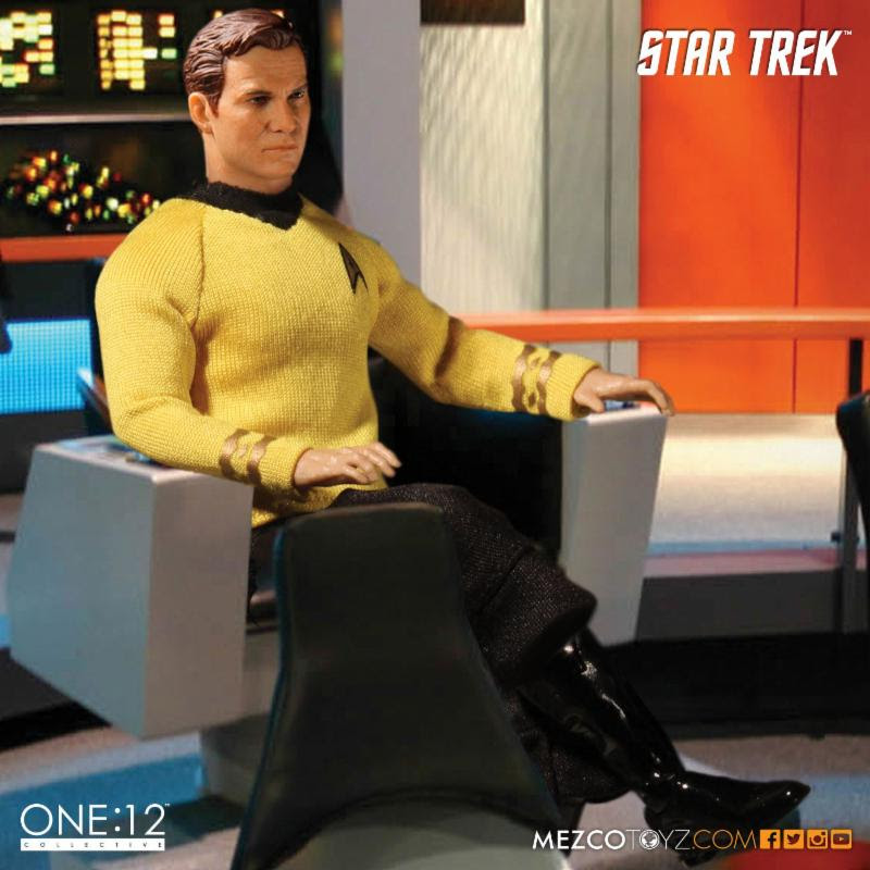 The One12 Collective Captain Kirk 2
