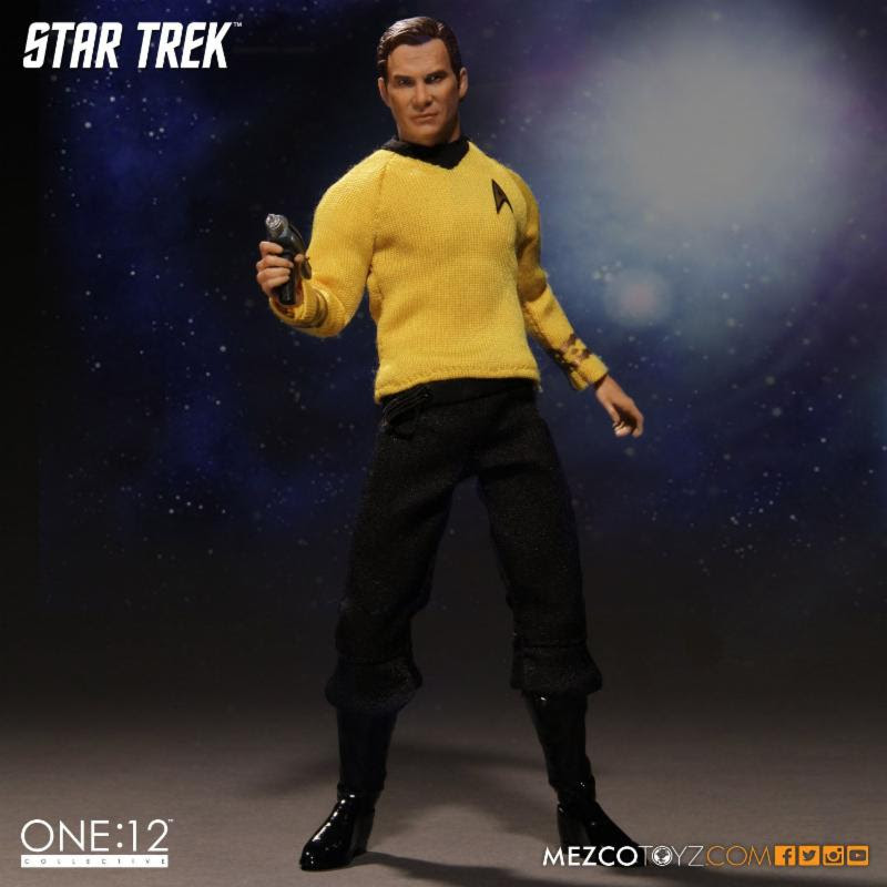 The One12 Collective Captain Kirk 3