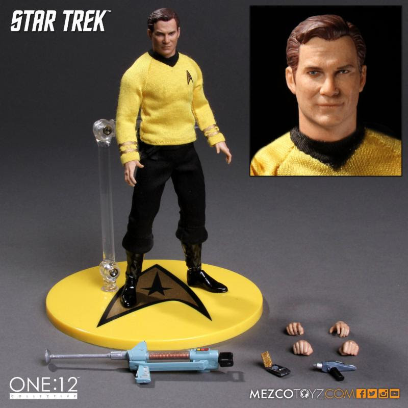 The One12 Collective Captain Kirk 5