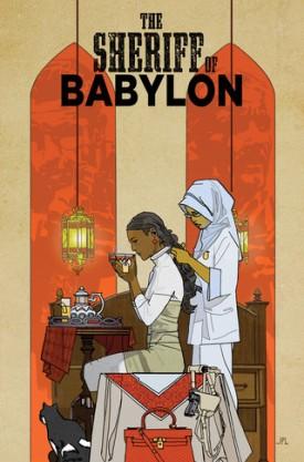 The Sheriff of Babylon #3