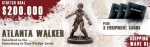 The Walking Dead All Out War Miniature Game Atlanta Walker