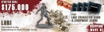 The Walking Dead All Out War Miniature Game Lori