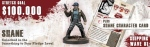 The Walking Dead All Out War Miniature Game Shane