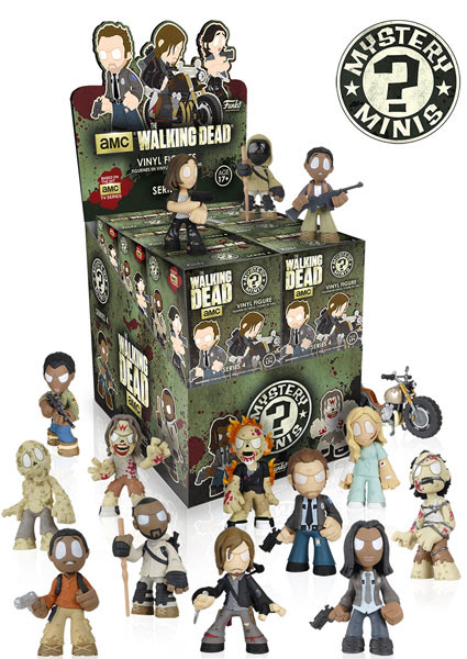 The Walking Dead Mystery Minis Series 4 1