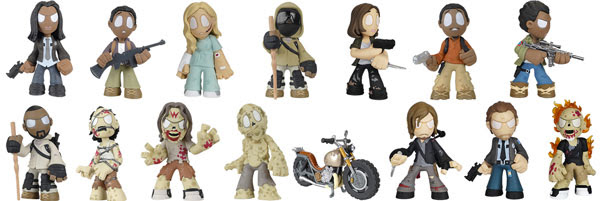 The Walking Dead Mystery Minis Series 4 2