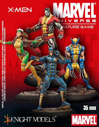 THE X-MEN STARTER SET