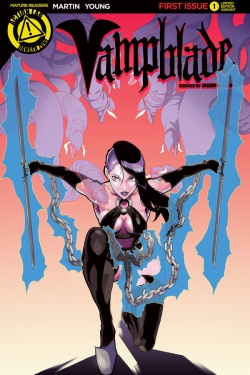 Vampblade_issuenumber1_cover_Artist_variant_solicit