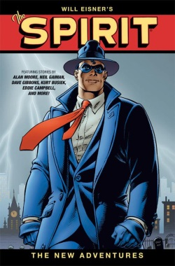 WILL EISNER'S THE SPIRIT THE NEW ADVENTURES HC (SECOND EDITION)