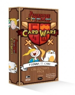 Adventure Time Card Wars Collector's Pack #6 Fionna vs. Cake