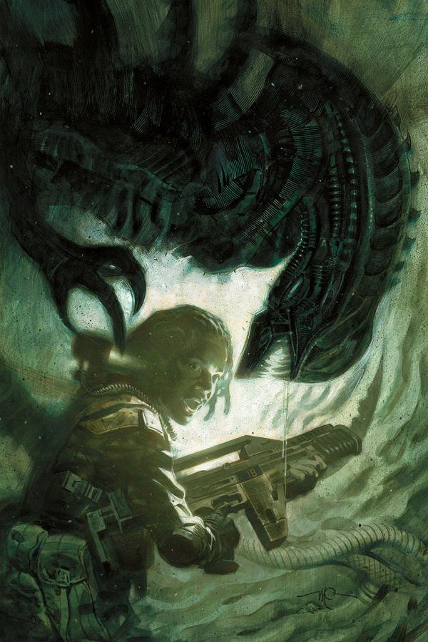 Aliens Defiance #1 1