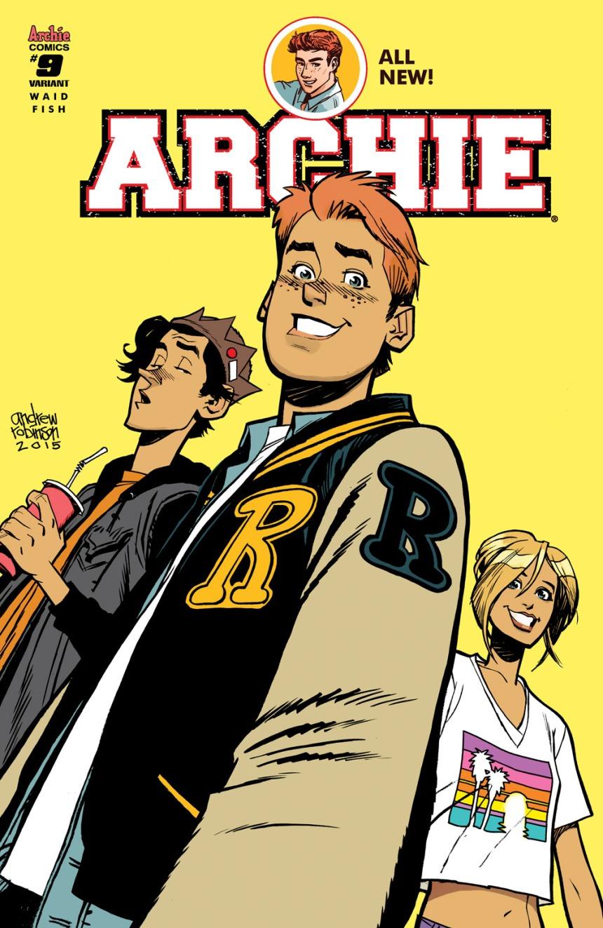 Archie#9Robinsonvar