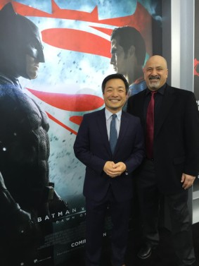 Batman v Superman Dawn of Justice Premiere 2