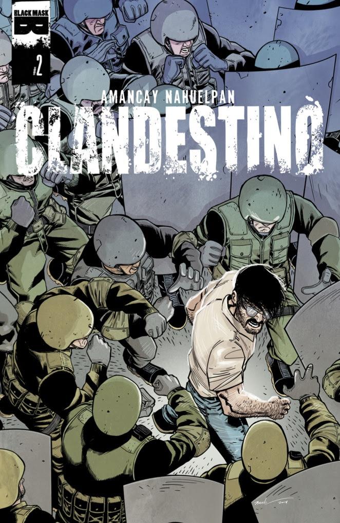 CLANDESTINO #2 1