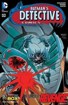 Detective Comics #474 variant