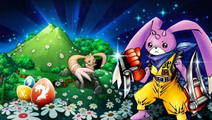 Digimon Heroes_Easter