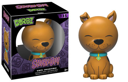 Dorbz Scooby-Doo Series 1 2
