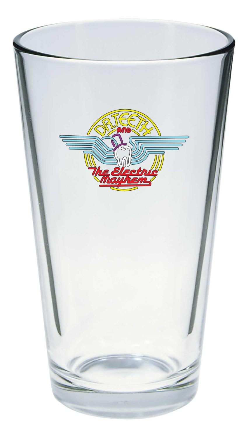 ElectricMayhemPintGlass