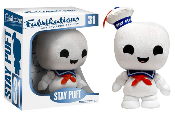 Fabrikations Ghostbusters - Stay Puft