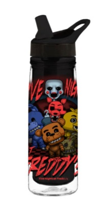 Five Nights At Freddy's Cups & Water Bottles 2