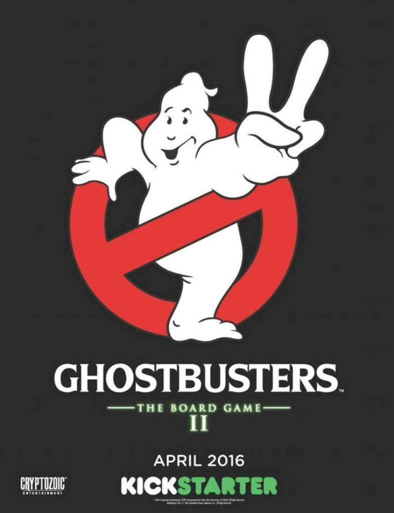 Ghostbusters the Board Game II